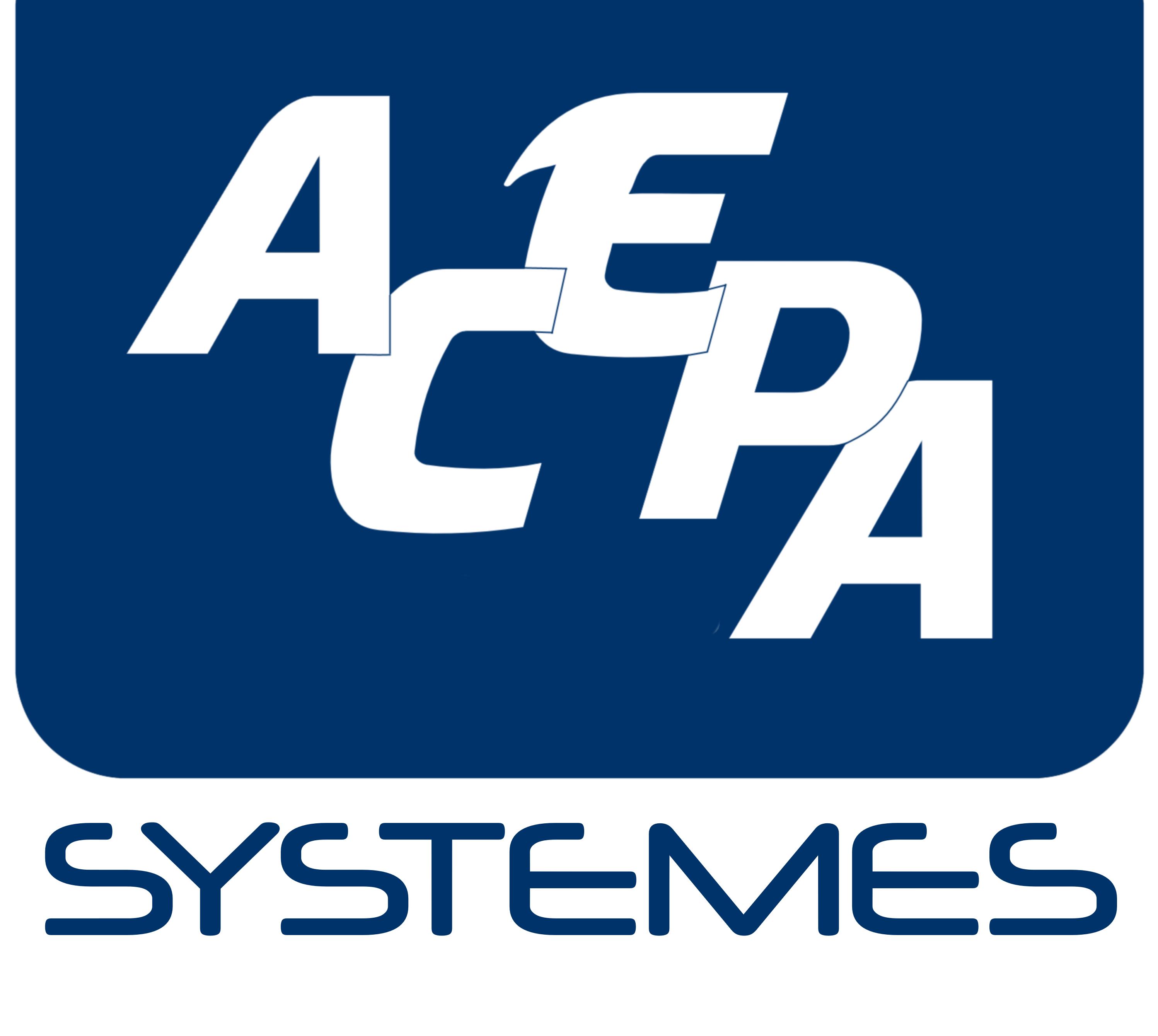 ACEPA – ROBOTIQUE ET PRODUCTIQUE